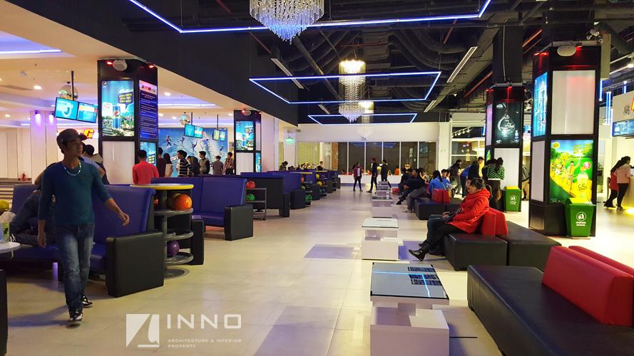 Trung tâm Bowling - Dream Games Viet Nam