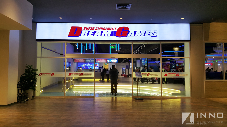 Bowling Center - Dream Games Vietnam