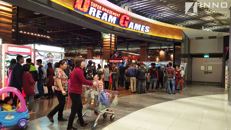 Trung tâm giải trí - Dream Games Viet nam