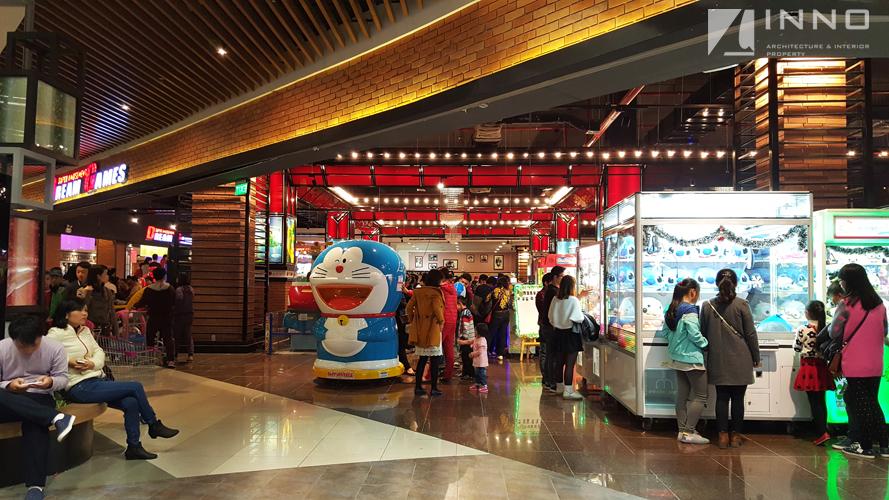 Super Amusement Center- Dream Games Viet Nam