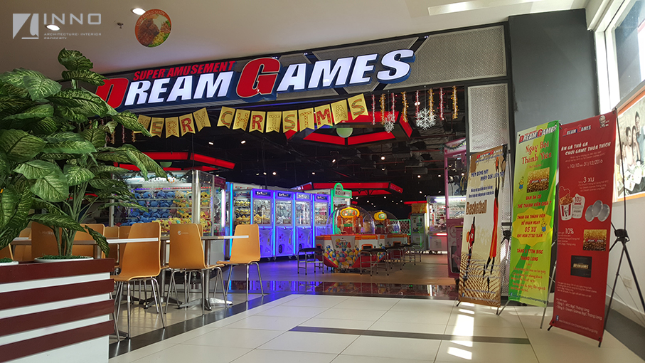 BigC Amusement - Dream Games Viet nam