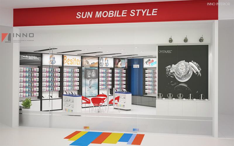 Sun Mobile Style Showroom (Japanese)